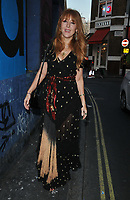 Charlotte Tilbury at the HENI Gallery x Adidas &quot;Prouder&quot; project private view &amp; party, HENI Gallery, Lexington Street, London, England, UK, on Tuesday 03 July 2018.<br /> CAP/CAN<br /> &copy;CAN/Capital Pictures