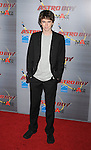 "HOLLYWOOD, CA. - October 19: Freddie Highmore  arrives at the ""Astro Boy"" Los Angeles premiere at Grauman's Chinese Theatre on October 19, 2009 in Los Angeles, California."