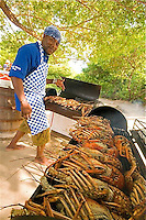 C-Grenada Lobster Cookout On Shadowfax Catamaran
