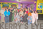 BIRTHDAY FUN: Cathy Moriarty, Kevin Barry Villas, Tralee (8th left) having a great time celebrating her 50th birthday with family and friends at Sean Og's bar, Tralee on Sunday.