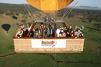 20151121 November 21 Hot Air Balloon Gold Coast
