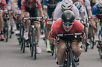 Andr&eacute; Greipel (DEU/Lotto-Soudal) leading the way<br /> <br /> 97th Brussels Cycling Classic (1.HC)<br /> 1 Day Race: Brussels &gt; Brussels (201km)