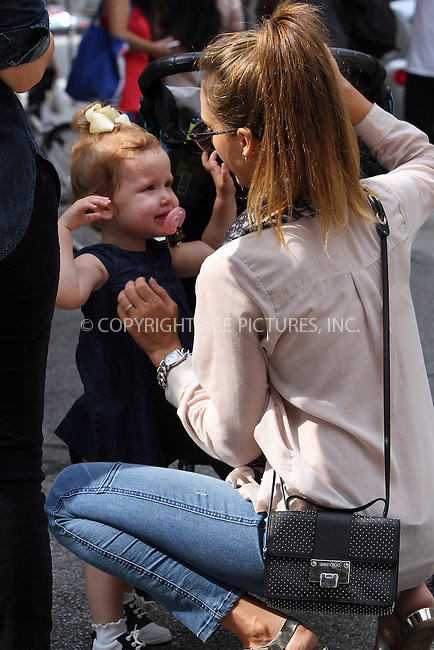WWW.ACEPIXS.COM<br /> <br /> September 10 2013, New York City<br /> <br /> Actress Jessica Alba went shopping in Soho with her daughter Haven on September 10 2013 in New York City<br /> <br /> By Line: Nancy Rivera/ACE Pictures<br /> <br /> <br /> ACE Pictures, Inc.<br /> tel: 646 769 0430<br /> Email: info@acepixs.com<br /> www.acepixs.com