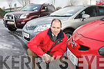 Tim Kelliher, Kellihers Garage, Tralee with some of the new 2010 Cars.