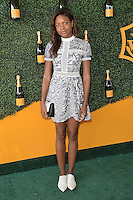 BEVERLY HILLS - OCTOBER 15:  Naomie Harris at the 7th Annual Veuve Clicquot Polo Classic at Will Rogers State Historic Park on October 15, 2016 in Pacific Palisades, California. Credit: mpi991/MediaPunch