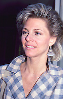 Lindsay Wagner 1987 by Jonathan Green