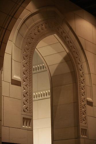 The Sultan Qaboos Grand Mosque Musat Oman