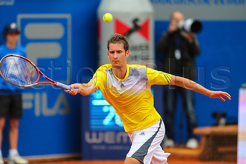 03.05.2013.  Munich, Germany.   Florian Mayer ger in his Quarter-finals Game against Tommy Haas ger  BMW Open