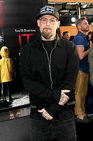 """LOS ANGELES - SEP 5:  Benji Madden at the """"It"""" Premiere at the TCL Chinese Theater IMAX on September 5, 2017 in Los Angeles, CA"""
