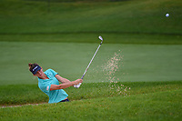 Anne Van Dam (NLD) hits from the trap on 11 during round 4 of the KPMG Women's PGA Championship, Hazeltine National, Chaska, Minnesota, USA. 6/23/2019.<br /> Picture: Golffile | Ken Murray<br /> <br /> <br /> All photo usage must carry mandatory copyright credit (© Golffile | Ken Murray)