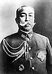 Prince Kan'in Kotohito (Kanin-no-miya Kotohito,November 10, 1865 - May 21, 1945), was the sixth head of a cadet branch the Japanese imperial family, and a career army officer who served as Chief of the Imperial Japanese Army General Staff from 1931 to 1940. (Photo by Kingendai Photo Library/AFLO)