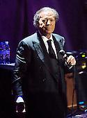 May 13, 2014: JULIO IGLESIAS - Royal Albert Hall London