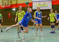 Iseball Hurst (Leipzig) - 10.03.2019: SG Weiterstadt/Braunshardt/Worfelden vs. HC Leipzig, Sporthalle Braunshardt
