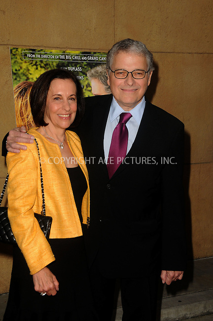 WWW.ACEPIXS.COM . . . . .  ....April 17 2012, LA....Co-writer Meg Kasdan and Co-Writer and Director Lawrence Kasda arriving at the premiere of 'Darling Companion' at American Cinematheque's Egyptian Theatre on April 17, 2012 in Hollywood, California.....Please byline: PETER WEST - ACE PICTURES.... *** ***..Ace Pictures, Inc:  ..Philip Vaughan (212) 243-8787 or (646) 769 0430..e-mail: info@acepixs.com..web: http://www.acepixs.com
