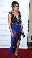 NEW YORK CITY, NY, USA - JUNE 03: Model Chrissy Teigen arrives at the 2014 Gordon Parks Foundation Awards Dinner & Auction held at Cipriani Wall Street on June 3, 2014 in New York City, New York, United States. (Photo by Jeffery Duran/Celebrity Monitor)