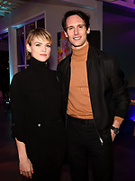 LOS ANGELES, CA - FEBRUARY 6:  Erin Richard and Cory Michael Smith attends the FOX Winter TCA 2019 All Star Party at The Fig House on February 6, 2019 in Los Angeles, California. (Photo by Frank Micelotta/Fox/PictureGroup)