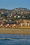 The coastal surf town of Pismo Beach, California
