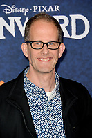 """LOS ANGELES, CA: 18, 2020: Pete Docter at the world premiere of """"Onward"""" at the El Capitan Theatre.<br /> Picture: Paul Smith/Featureflash"""