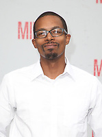 9 August 2018-  Westwood, California - Brandon Scales. Premiere Of STX Films' &quot;Mile 22&quot; held at The Regency Village Theatre. <br /> CAP/MPIFS<br /> &copy;MPIFS/Capital Pictures