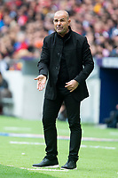 Levante coach Paco Lopez during La Liga match between Atletico de Madrid at Wanda Metropolitano in Madrid, Spain. April 15, 2018. (ALTERPHOTOS/Borja B.Hojas) /NortePhoto.com NORTEPHOTOMEXICO