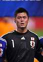Eiji Kawashima (JPN), AUGUST 10, 2011 - Football / Soccer : KIRIN Challenge Cup 2011 match between Japan 3-0 KOREA at Sapporo Dome, Hokkaido, Japan. (Photo by Atsushi Tomura/AFLO SPORT) [1035]