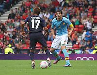 Hampden Park, Glasgow match venue for Football at London 2012.............