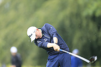 Max Kennedy (Royal Dublin) during the first round at the Mullingar Scratch Trophy, the last event in the Bridgestone order of merit Mullingar Golf Club, Mullingar, West Meath, Ireland. 10/08/2019.<br /> Picture Fran Caffrey / Golffile.ie<br /> <br /> All photo usage must carry mandatory copyright credit (© Golffile | Fran Caffrey)