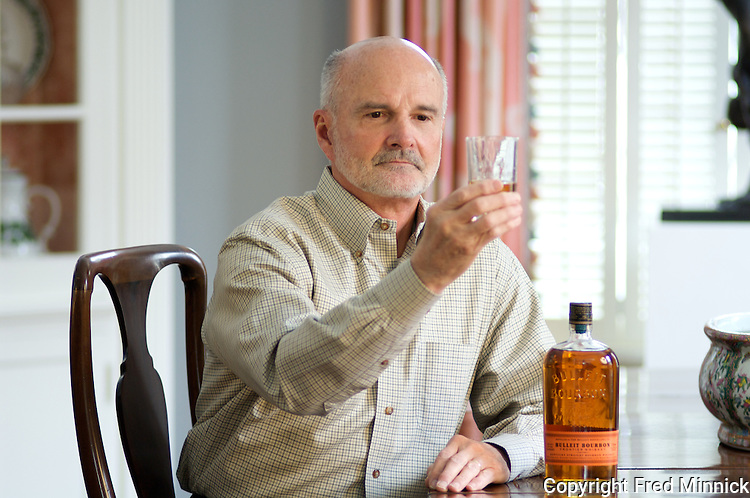 Tom Bulleit, founder of Bulleit Bourbon.