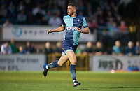 Danny Rowe of Wycombe Wanderers during the Friendly match between Wycombe Wanderers and AFC Wimbledon at Adams Park, High Wycombe, England on 25 July 2017. Photo by Andy Rowland.