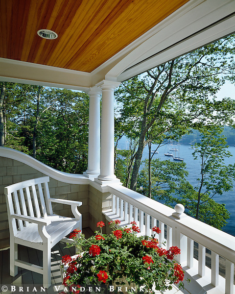 Rockport, Maine. Design: John Gillespie, Architect