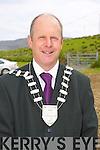 Mayor of Kerry Seamus Fitzgerald