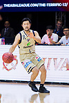 PBA D League All Stars Ieco Green Warriors vs Ryuku Golden Kings during The Asia League's 'The Terrific 12' at Studio City Event Center on 18 September 2018, in Macau, Macau. Photo by Marcio Rodrigo Machado / Power Sport Images for Asia League