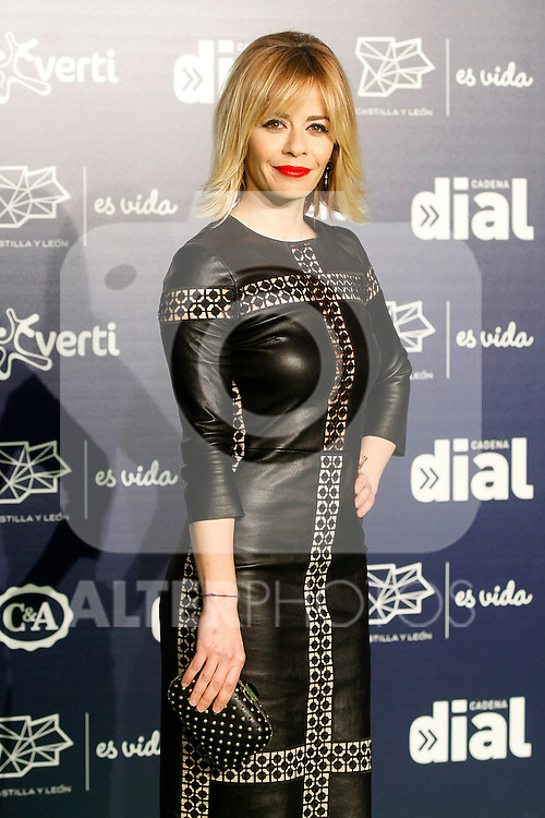 Spanish actress Maria Adanez during the Cadena Dial Awards 2014. March 7, 2014. (ALTERPHOTOS/Acero)