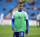 30th September 2017, Cardiff City Stadium, Cardiff, Wales; EFL Championship football, Cardiff City versus Derby County; Joe Bennett of Cardiff City