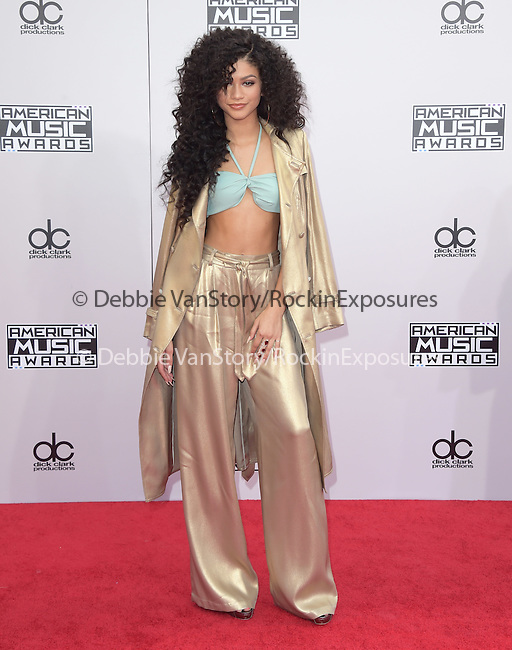 Zendaya at The 2014 American Music Award held at The Nokia Theatre L.A. Live in Los Angeles, California on November 23,2014                                                                               © 2014Hollywood Press Agency