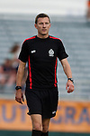 27 May 2015: Referee Matthew Franz. The Carolina RailHawks hosted the Charlotte Independence at WakeMed Stadium in Cary, North Carolina in a 2015 Lamar J. Hunt United States Open Cup Third Round match. Charlotte won the game 1-0.