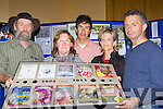 Paul Walker, Josie O'Donnell, John McGrath, Catherine McGrath and Eamon Looney  at the Killorglin CYMS 60th anniversary celebrations on Saturday