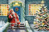Marcello, CHRISTMAS SANTA, SNOWMAN, WEIHNACHTSMÄNNER, SCHNEEMÄNNER, PAPÁ NOEL, MUÑECOS DE NIEVE, paintings+++++,ITMCPROV7,#x#