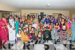 40th Birthday Party: Dr. Denis Robinson, Kilcaragh, Lixnaw, (centre with Robin Suit) celebrating his 40th birthday in fancy dress style at the Listowel Arms Hotel on Friday Night.