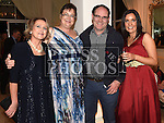 Deirdre Dickson, Anna and Liam Halpenny and Monica Sweeney at the Baile Atha Fherdia Traders Awards in the Nuremore hotel Carrickmacross. Photo:Colin Bell/pressphotos.ie