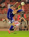 Red Star Crvena Zvezda Naftan football game in Belgrade, Serbia, Thursday, July 26, 2012. (credit: Pedja Milosavljevic/thepedja@gmail.com/+381641260959)