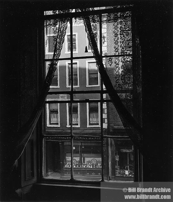 Thomas Moore's house Dublin, 1948