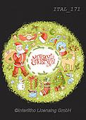 Alberta, CHRISTMAS SANTA, SNOWMAN, WEIHNACHTSMÄNNER, SCHNEEMÄNNER, PAPÁ NOEL, MUÑECOS DE NIEVE, paintings+++++,ITAL171,#x#