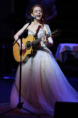 BOCA RATON - JANUARY 06: Daniella Mass performs at The Wick Theatre on January 6, 2018 in Boca Raton, Florida. Credit: mpi04/MediaPunch