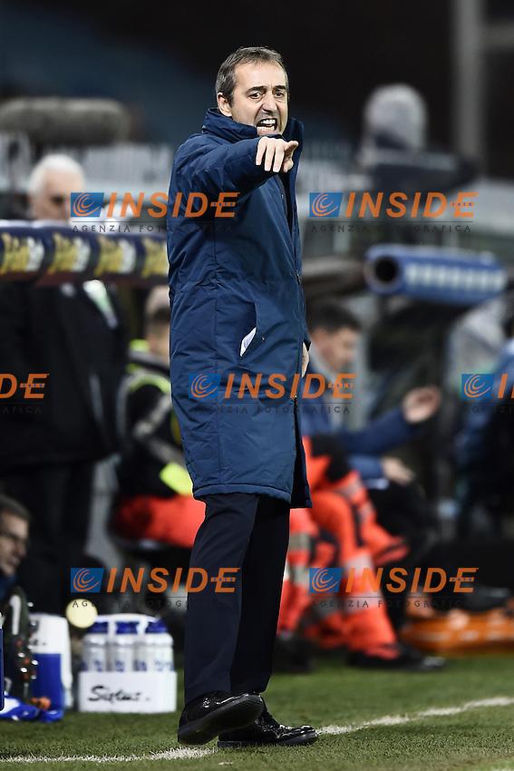 Marco Giampaolo Sampdoria <br /> Genoa 10-12-2016 Stadio Marassi Football Calcio Serie A 2016/2017 Sampdoria - Lazio foto Image Sport/Insidefoto