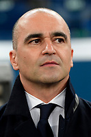 Roberto Martinez, manager of the Belgium national football team pictured  <br /> Saint Petersbourg  - Qualification Euro 2020 - 16/11/2019 <br /> Russia - Belgium <br /> Foto Photonews/Panoramic/Insidefoto <br /> ITALY ONLY