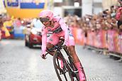 28th May 2017, Milan, Italy; Giro D Italia; stage 21 Monza to Milan; Movistar; Quintana Rojas Nairo, Alexander; Milano;