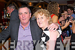 Pictured in Killarney on New Year's Eve were l-r: Brian Kelly and Anna Kelly (Rathmore).