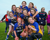 2016 01 Camogie Munster B Schools Final