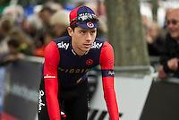 2016 Tour of Britain<br /> Stage 2, Carlisle to Kendal<br /> 5 September 2016<br /> Oliver Wood, Team Wiggins